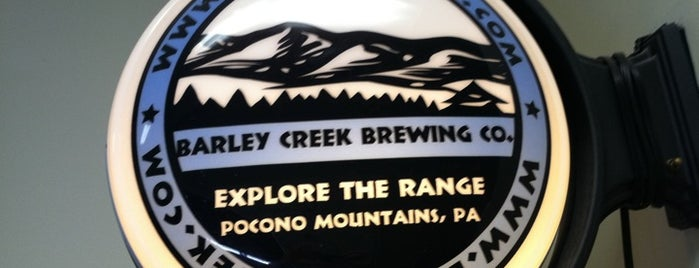 Barley Creek Brewing Company is one of Breweries and Brewpubs.