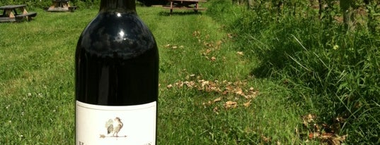 Haight-Brown Vineyard is one of CT Daytrips.