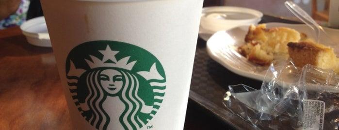 Starbucks is one of Os melhores cafés de Lisboa.