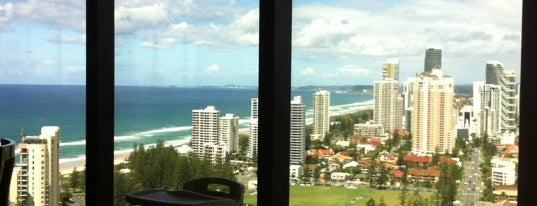 Four Winds Revolving Restaurant is one of Gold Coast.