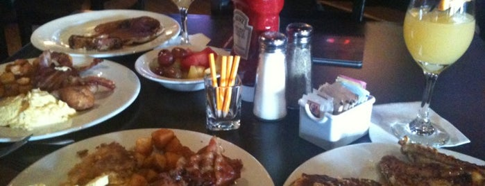Tavern in the Square is one of Brunch of fun!.