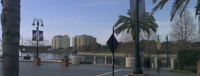 Cafe Murano is one of Places Tony Stark would hang out in Central FL.