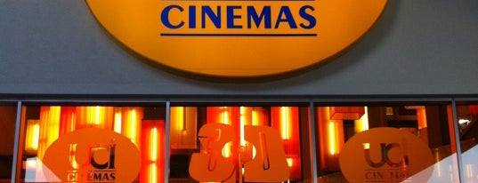 UCI Cinemas is one of Locali.