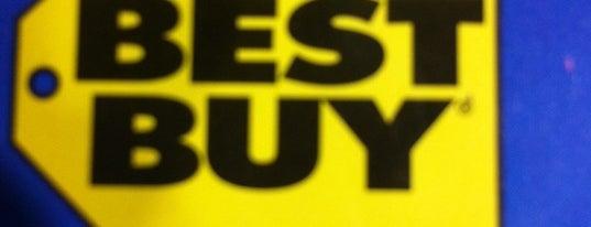 Best Buy is one of favorites.