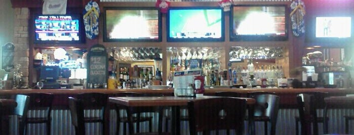 Boston's Restaurant & Sports Bar is one of Shop Locally - Marysville, Oh.