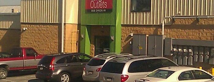 Tanger Outlet Center Lancaster is one of Lancaster.