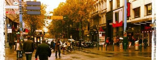 Mariahilfer Straße is one of Exploring Vienna (Wien).