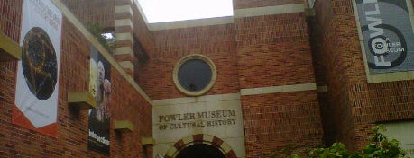 Fowler Museum at UCLA is one of UCLA Bruins Badge.