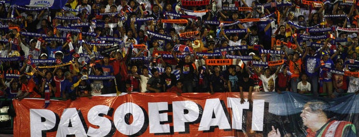 Stadion Manahan is one of #PasoepatiNet.