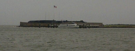 Fort Sumter National Monument is one of Charleston, SC #visitUS.