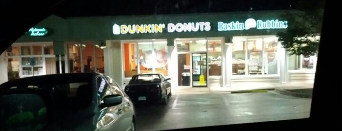 Dunkin' Donuts is one of Must-visit Food in Gaithersburg.