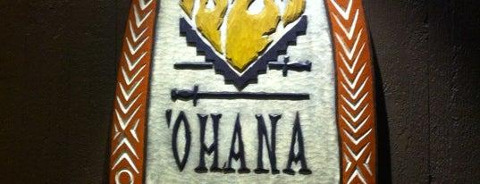 'Ohana is one of Disney Adventure.