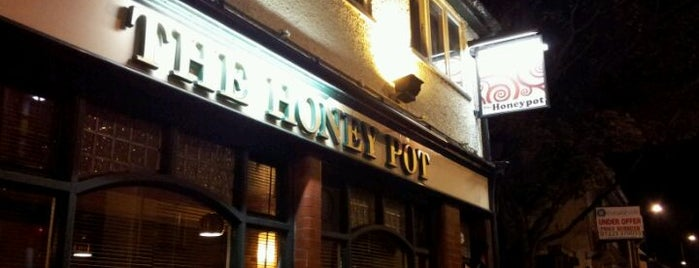 The Honey Pot is one of Pubs of Oxford.