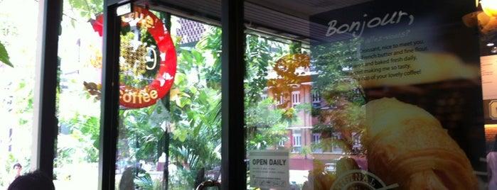 TrueCoffee is one of Chulalongkorn University.