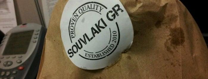 Souvlaki GR Truck is one of Follow that truck!.