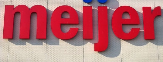 Meijer is one of All-time favorites in United States.