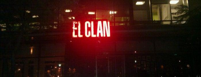 El Clan is one of Boliches y/ó espacios para eventos.