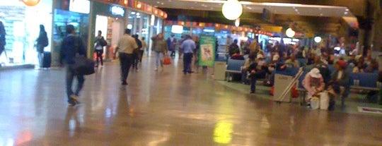 Terminal Rodoviário Tietê is one of Rodoviária do Tietê.