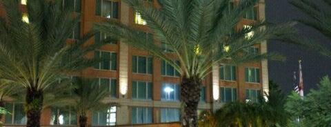 Renaissance Tampa International Plaza Hotel is one of Ren.