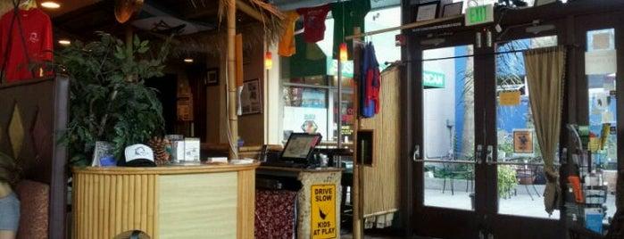 Surfrider Cafe is one of Best Grub - scruz.