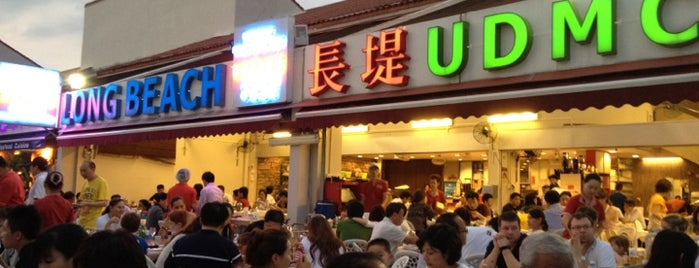 Long Beach UDMC Seafood Restaurant is one of Must-see seafood places in USA. & Asia.