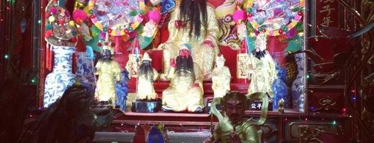 ศาลเจ้าพ่อกวนอู (Guan Yu Shrine) is one of Bangkok (กรุงเทพมหานคร).