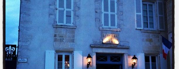 Hôtel de Toiras is one of 36 Hours In... Ile de Ré.