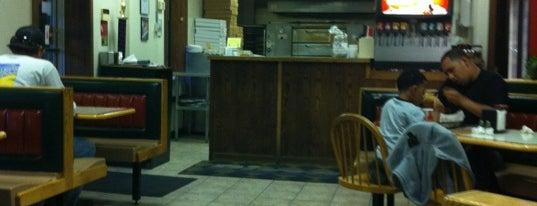 Antonio's Pizza House is one of Lancaster.
