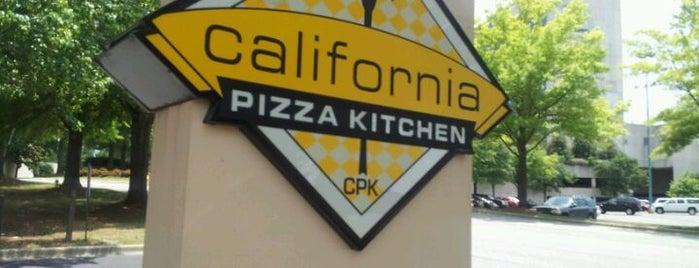 California Pizza Kitchen Galleria Hoover