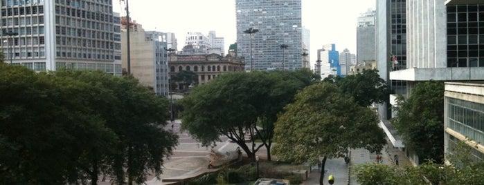 Vale do Anhangabaú is one of O melhor do Centro de São Paulo.