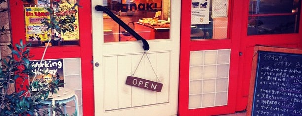 BOULANGERIE ianak! is one of 谷根千.
