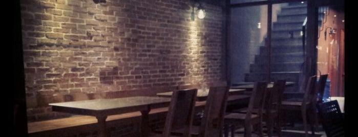 P Cafe is one of Café nhé:.