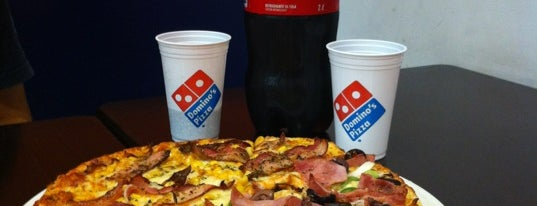Domino's Pizza is one of Senhas wifi Curitiba.