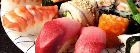 Kobe Ristorante is one of Sushi Love.