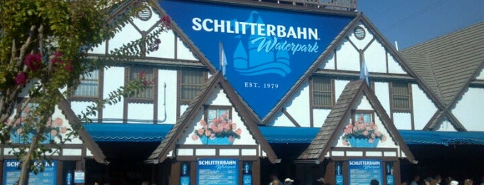 Schlitterbahn New Braunfels is one of Venue.