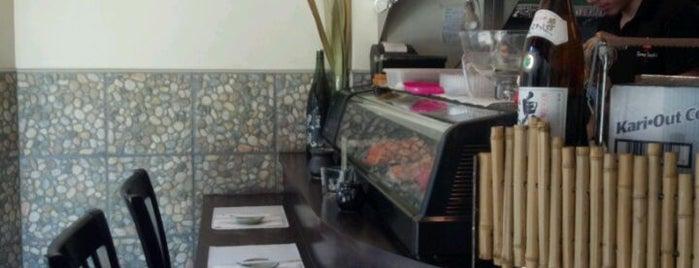 Tono Sushi is one of Bento (NY).