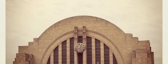 Cincinnati Museum Center at Union Terminal is one of #VisitUS #VisitCincinnati.