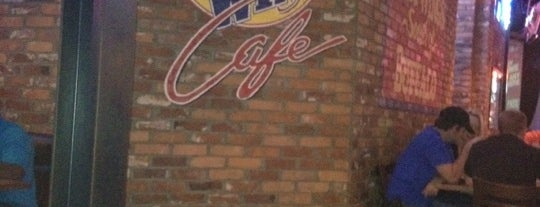 Wild Wing Cafe is one of Top 10 dinner spots in Augusta, GA.
