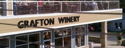 Grafton Winery is one of BEER!.
