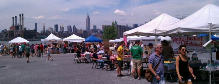 Smorgasburg Williamsburg is one of Brooklyn.