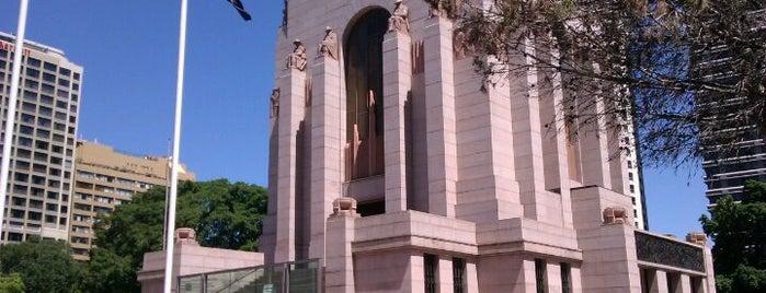 ANZAC War Memorial is one of Essential Sydney.