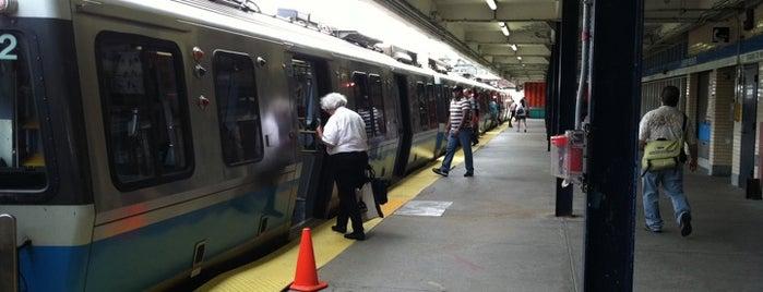 MBTA Orient Heights Station is one of Boston MBTA Stations.