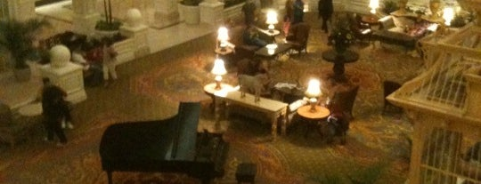 Victoria & Albert's is one of Places Tony Stark would hang out in Central FL.