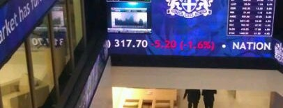 London Stock Exchange is one of Mon Carnet de bord.