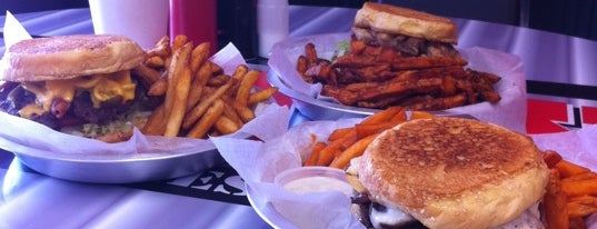 Jax Burgers is one of Top picks for Burger Joints.