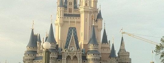 Magic Kingdom® Park is one of Mis lugares más queridos !.