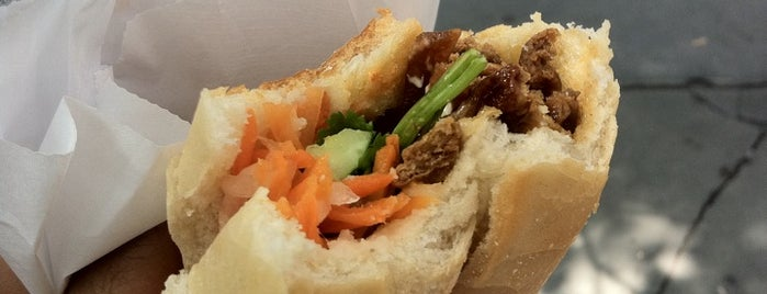Lotus Vietnamese Sandwiches is one of New Hood.