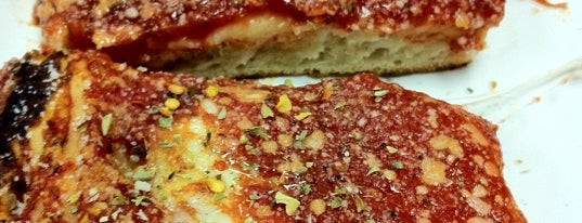 L&B Spumoni Gardens is one of Best Pizza in NYC.