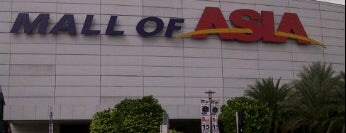 SM Mall of Asia is one of Malls.