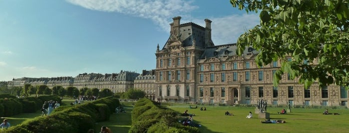 Tuileries Garden is one of Parcs, jardins et squares - Paris.